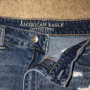American Eagle Outfitters Shorts - American eagle hi rise festival short